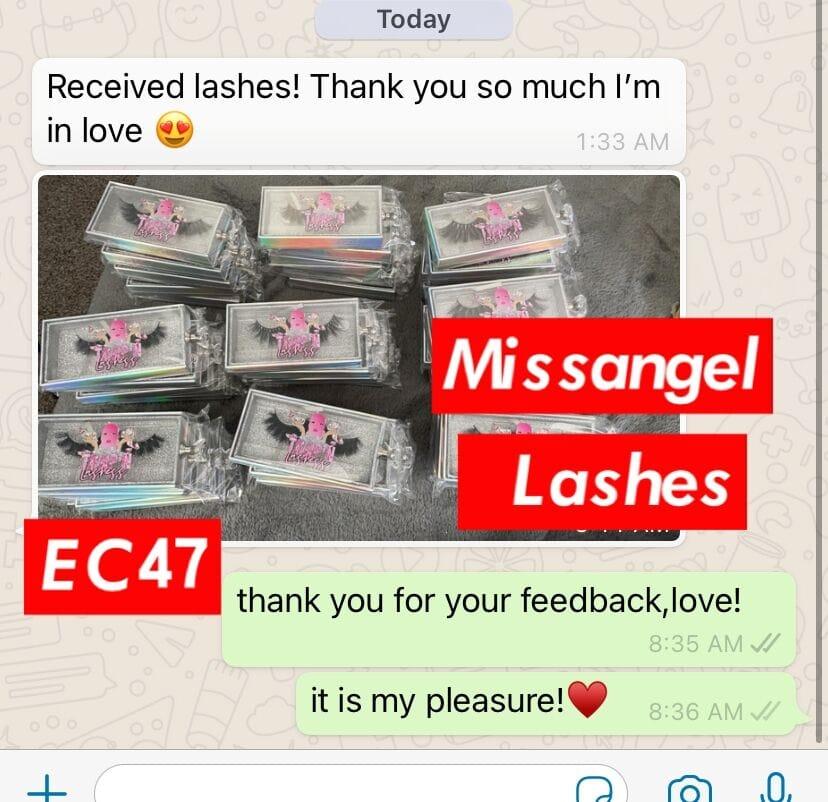 silver eyelash boxes
