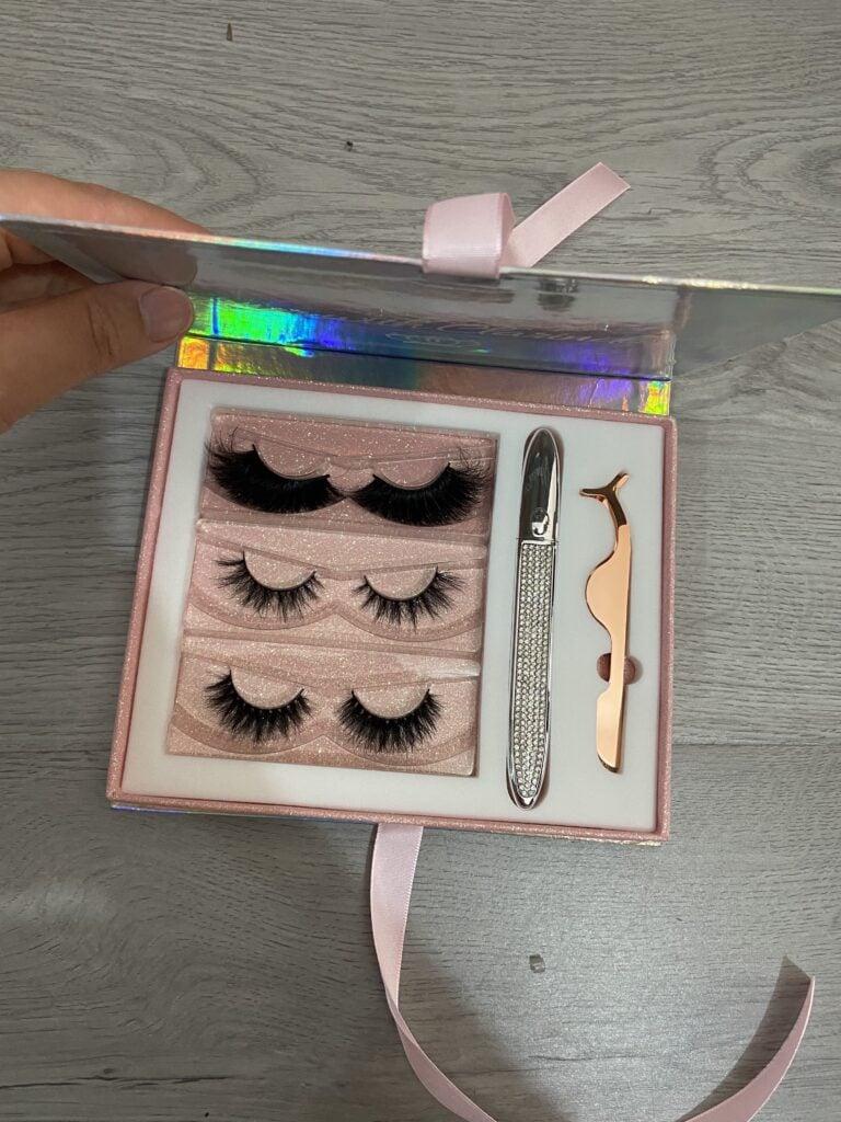 custom eyelash kits
