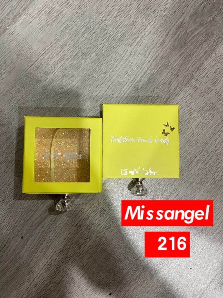 luxury eyelash packaging wholesale vendors