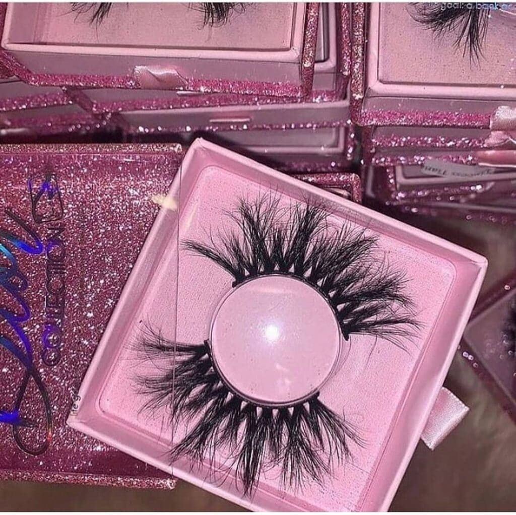 wholesale lash and packaging USA