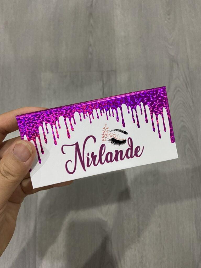luxury lash box with own logo