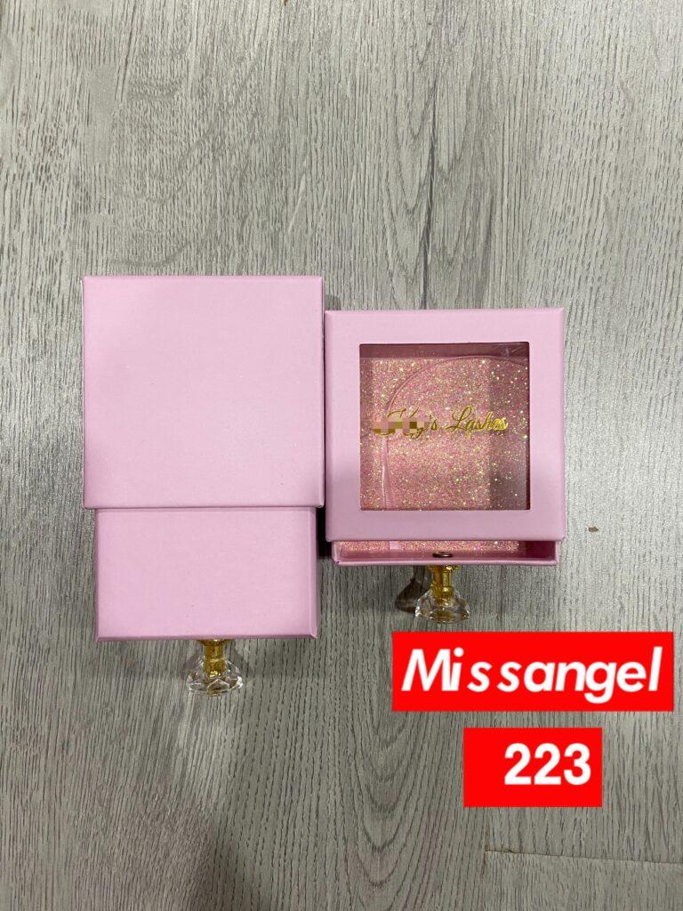 wholesale mink lash and custom eyelash boxes