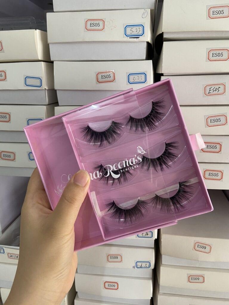 custom lash books wholesale vendors