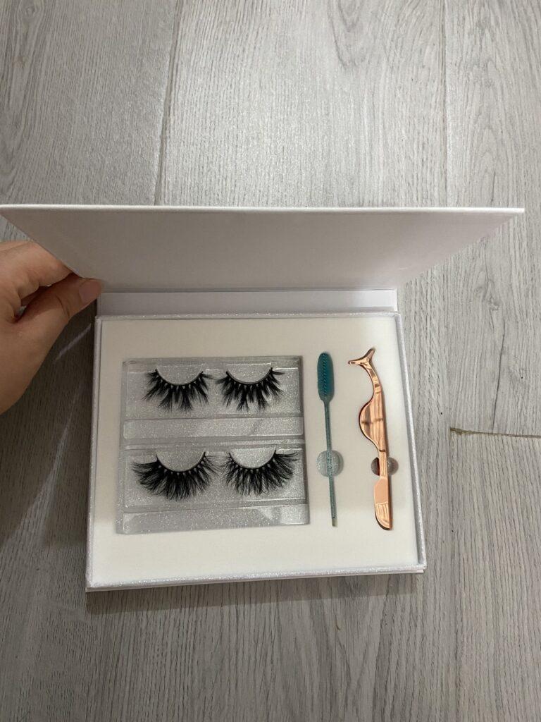 provide custom eyelash kits wholesale vendors