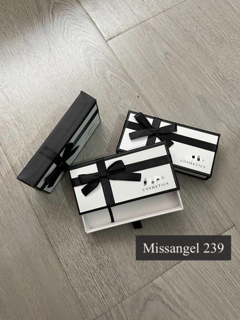 custom slide out eyelash packaging vendors